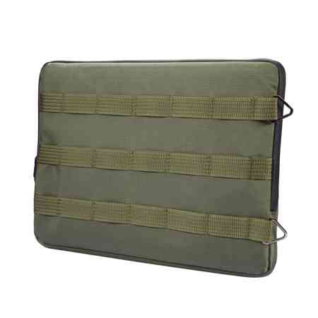 Army Green Nylon Laptop Case
