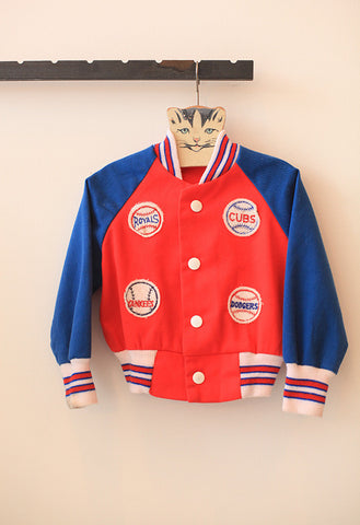 Homerun Jacket / 3 yo