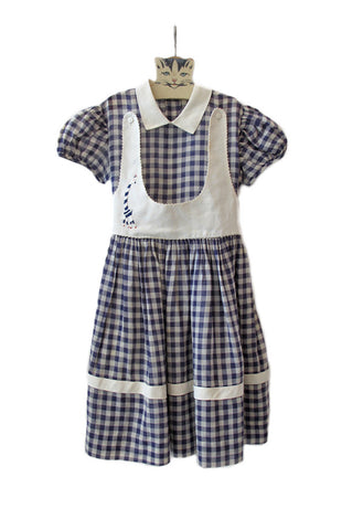 Baby Giraffe Dress / 5-6 yo