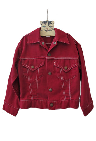 Ruby Tuesday Jacket / 8 yo