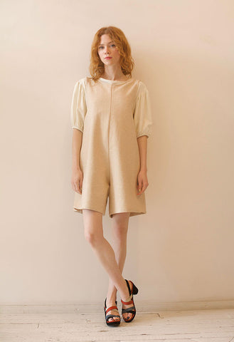 TOWN CLOTHES Branch Romper