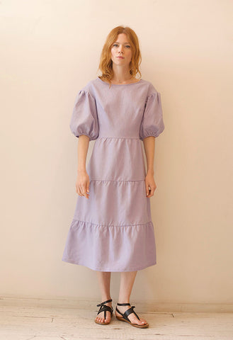 TOWN CLOTHES Wisteria Dress