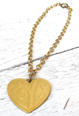 LUX REVIVAL Love Necklace