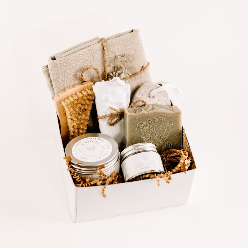 Foot Spa Gift Set - Cassia Organics