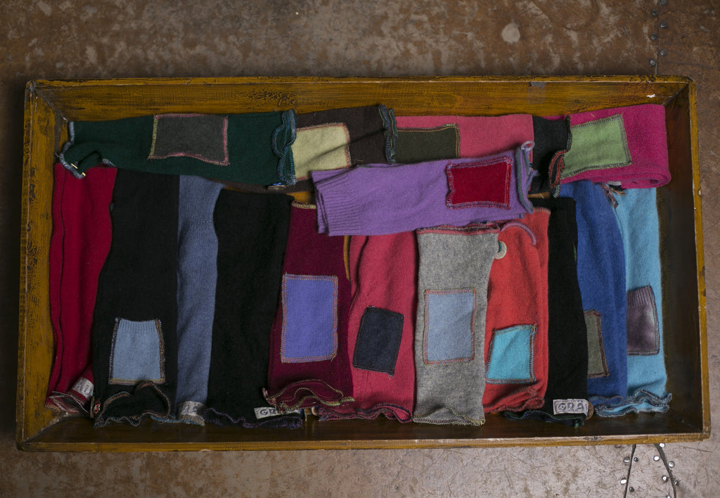 Assorted Cashmere Hand Warmers
