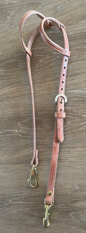 Harris Metal Snaps Work Bridle