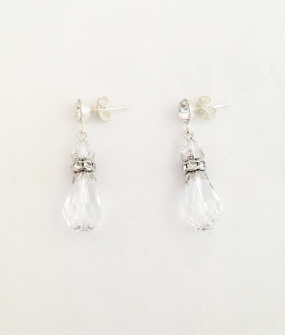Forbeadins - Angel earrings