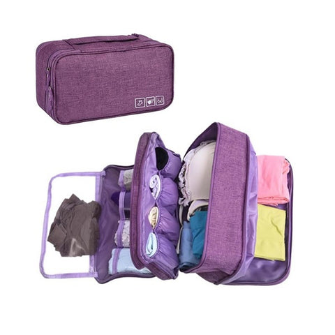 Travel Clothes Underwear Bra Storage Bag