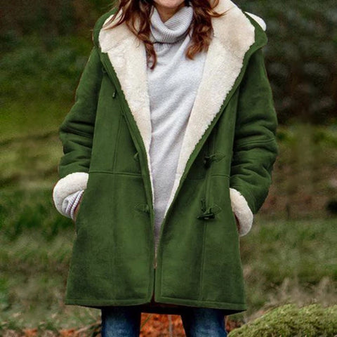 Fashion Womens Pure Color Coat