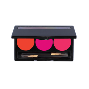 CREATE YOUR OWN MAGNETIC LIP PALLET (EMPTY) - Mora Maquillaje