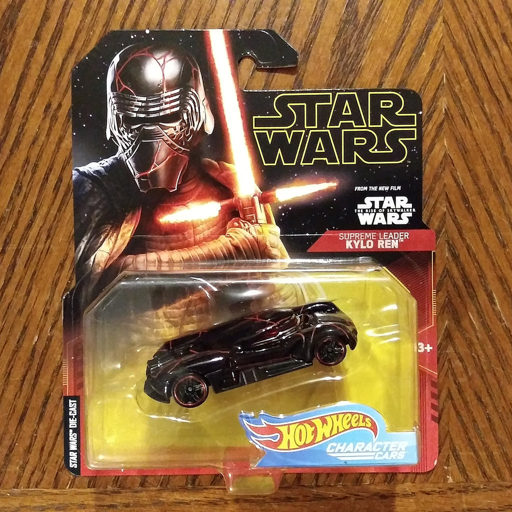 Supreme Leader Kylo Ren Star Wars Rise Of Skywalker Character Car Dee Kay Shop