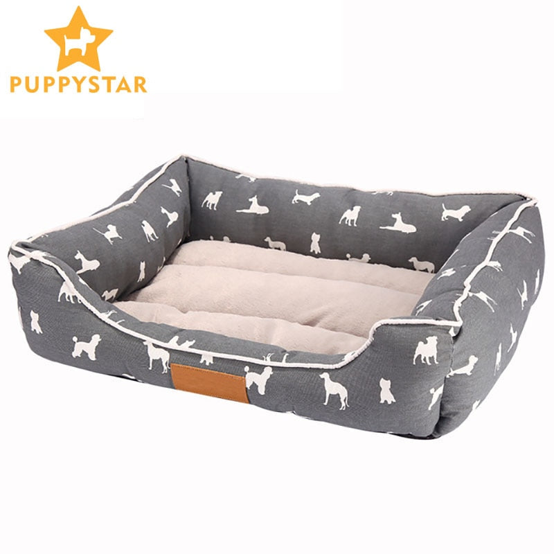 High Quality Soft Sofa Waterproof Dog Bed