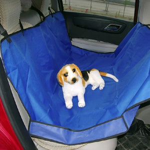 Car Seat Cover for Dogs Anti Slip Easy Carry Foldable Waterproof Protector