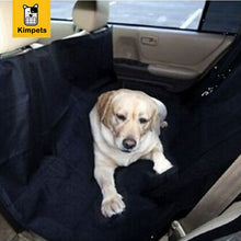 Load image into Gallery viewer, Car Seat Cover for Dogs Anti Slip Easy Carry Foldable Waterproof Protector