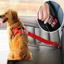 Load image into Gallery viewer, Pet Car Seat SeatBelt Safety Harness