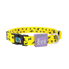 Load image into Gallery viewer, Printed Adjustable Nylon Collar