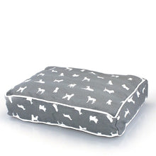 Load image into Gallery viewer, Stylish Printed Sofa Lounger Dog Bed