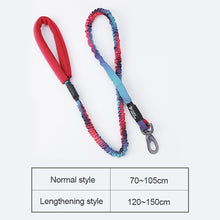 Load image into Gallery viewer, HOOPET Printed Nylon Rope Leash