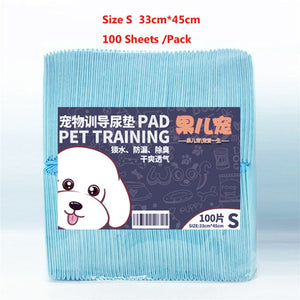 20/40/50/100 pcs Super Absorbent Dog Training Pads