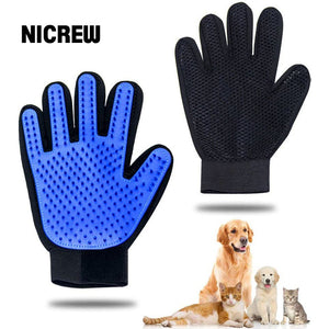 Hair Remover Grooming Glove