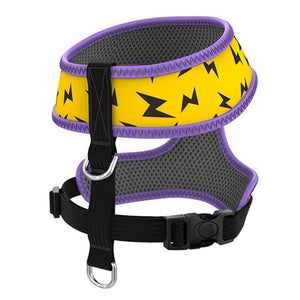 Stylish Printed Dog Harness - For Small to Medium Dogs