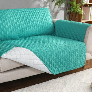 Protective Quilted Sofa Cover