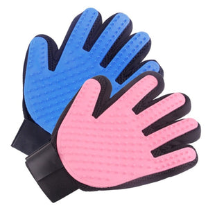 Silicone Hair Remover Pet Grooming Glove