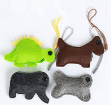 Load image into Gallery viewer, Cute Animal Shape Dog Waste Bags Dispenser