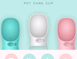 Portable Outdoor Pet Water Bottle