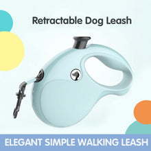 Load image into Gallery viewer, Retractable Colorful Leashes