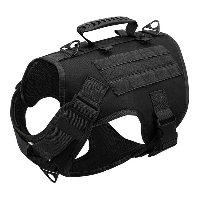 Tactical Dog Harness For Medium to Large Dogs