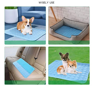 Cooling Washable Blanket Bed