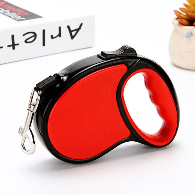 Nylon Automatic Retractable Walking Leash