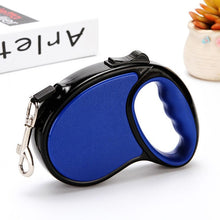 Load image into Gallery viewer, Nylon Automatic Retractable Walking Leash