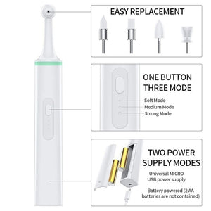 USB Charging Pet Toothbrush