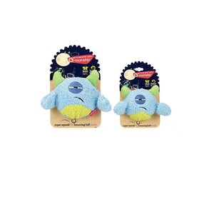 Soft Fleece Monster Squeaky Toys