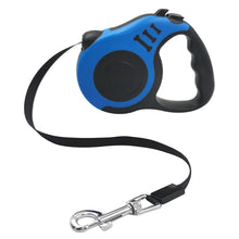 Load image into Gallery viewer, 3 Meter Durable Retractable Nylon Leash