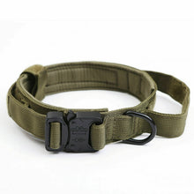 Load image into Gallery viewer, Military Tactical Dog Collar
