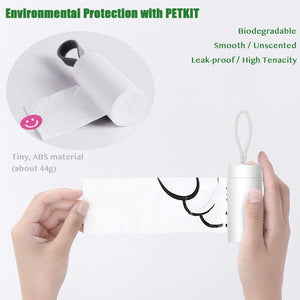 PETKIT Portable Eco Friendly Degradable Waste Bag dispenser