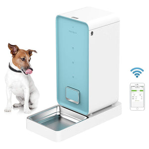 PETKIT Smart Never Stuck Automatic Feeder with WIFI & Alexa