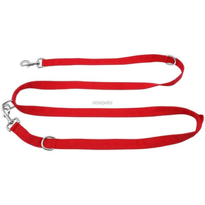 6 Way Multi-functional Adjustable Nylon Dog Leash