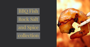 BBQ Fish Rock Salt and Spice Collection