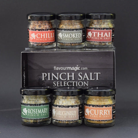 Pinch Rock Salt Set