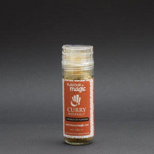 Curry Rock Salt-Infused rock salt-flavourmagic
