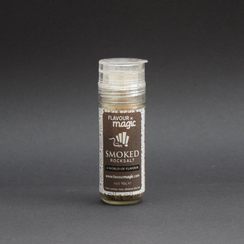 Smoked Rock Salt-Infused rock salt-flavourmagic