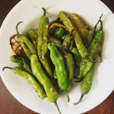 Fresh Shishito Peppers