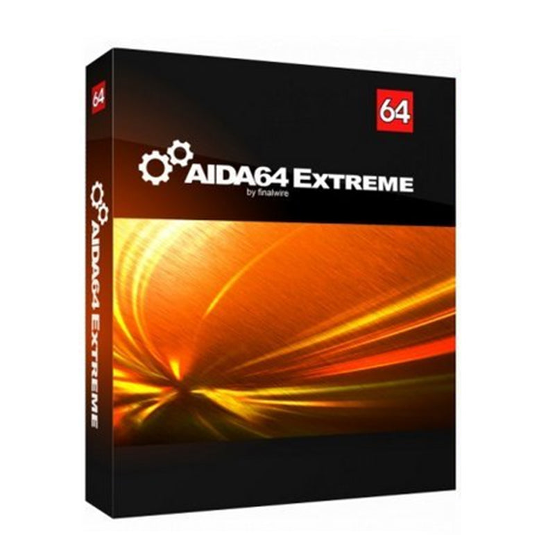 AIDA64 Extreme - Lifetime License Key