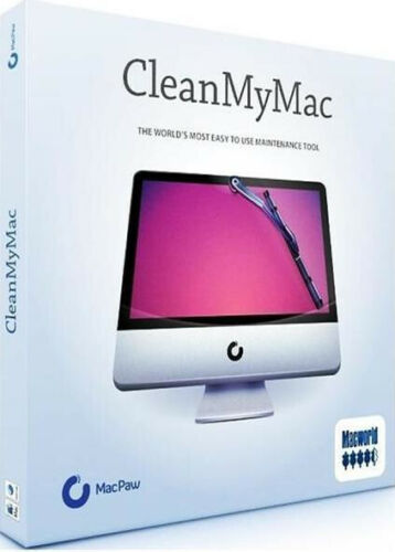 CleanMyMac x 4.5.2 for Mac - Lifetime License