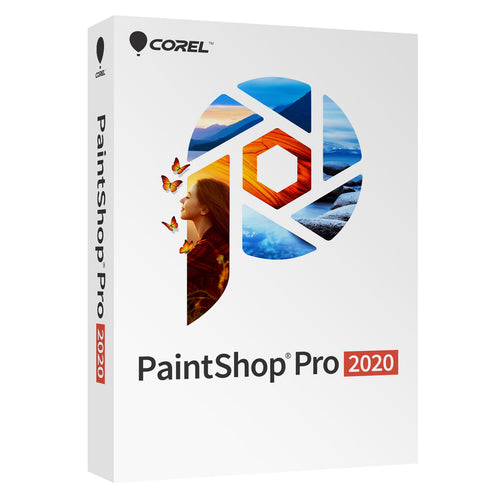 Corel PaintShop Pro 2020 - Lifetime for Windows