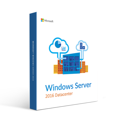 Microsoft Windows Server 2016 Datacenter - Instant Delivery - ORIGINAL KEY
